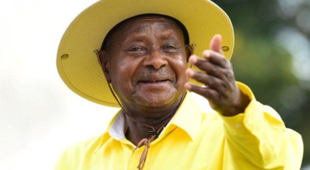 Museveni opens NRM retreat in Nwoya district.