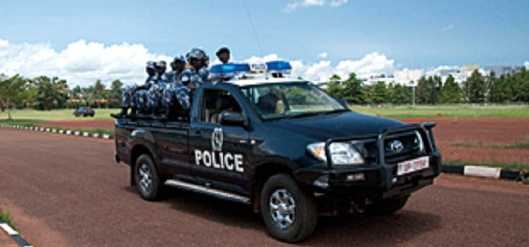 Police rescues 2 and a half year old child kidnapped from Bushenyi