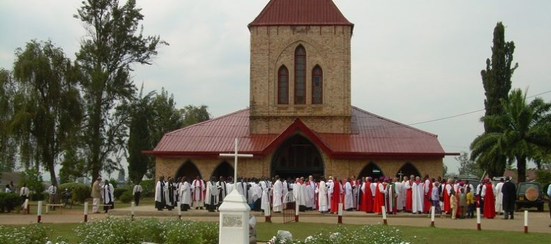 The splitting of West Ankole diocese hindered by over Sh 1 billion debt.