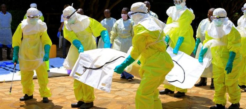 Ebola death toll passes 500, confrims health ministry in Democratic Republic of Congo.