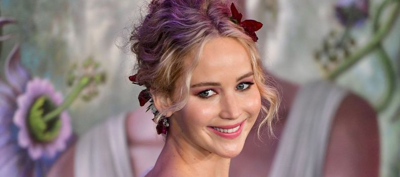Jennifer Lawrence engaged to art gallery director.