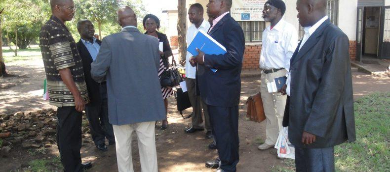 Kamwenge District councilors approve formation of Kamwenge municipality.