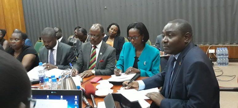 Nawangwe appears before education Committee