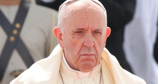 Pope admits clerical abuse of nuns including sexual slavery.