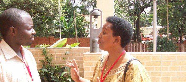 Ntungamo Woman MP asks electorate to appreciate the work of MPs.