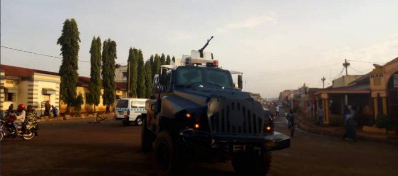 Police Blocks DP function in Busoga sub-region, Bobi Wine cited in attendance.