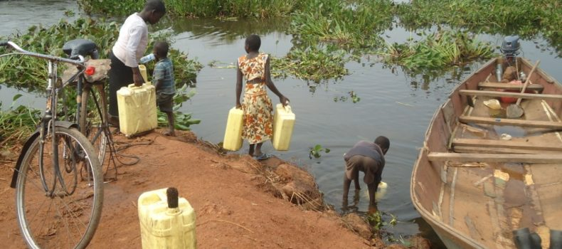 Residents in Ntara Sub-County Kitagwenda County Kamwenge District expresse over water crisis.