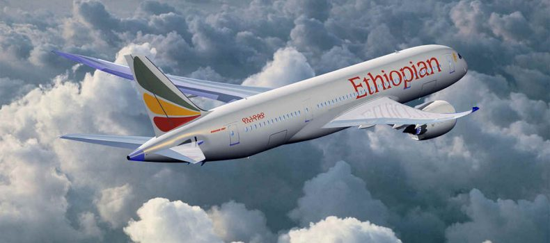 Ethiopian Airlines passenger plane crashes just six minutes after leaving the airport.