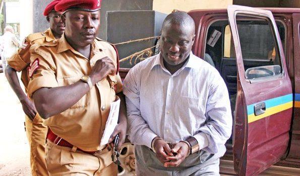 Court clears Kazinda of forging Bigirimana's Signature, sent back to Luzira