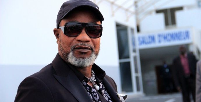 DRC's Koffi Olomide found guilty of sexual assault in France.