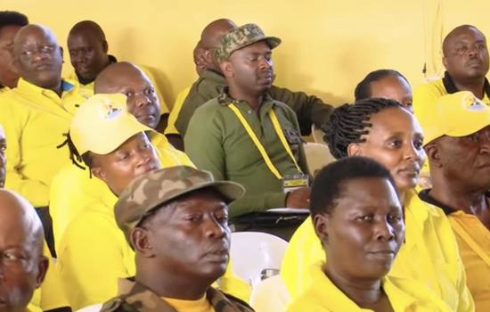 'We are focused on waking Up Ugandans' -Museveni