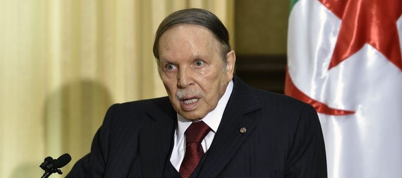 Algeria's army chief calls for Bouteflika to be declared unfit to rule.