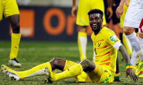 Emmanuel Adebayor considering international retirement after Togo's failure to quality for AFCON