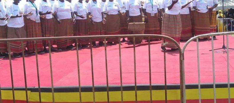 Women told to respect their husbands as Uganda marks international women's day