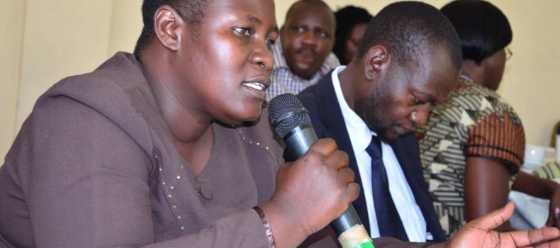Kamwenge Woman MP condemns act of women engaging in alcoholism.