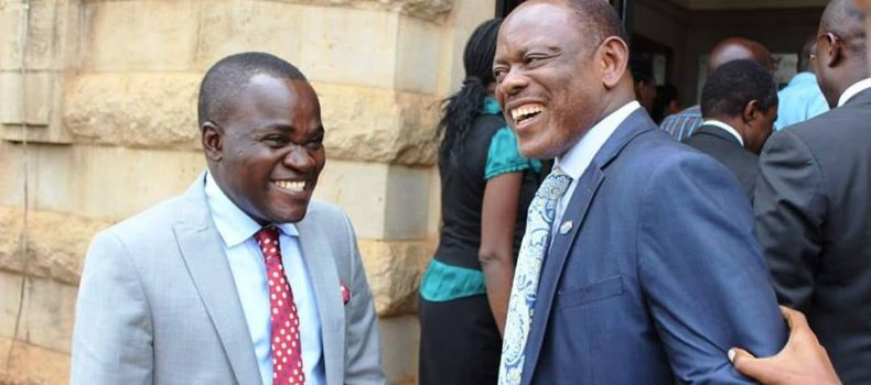 Makerere University lifts Dr. Deus Kamunyu's suspension after entering a consent judgement