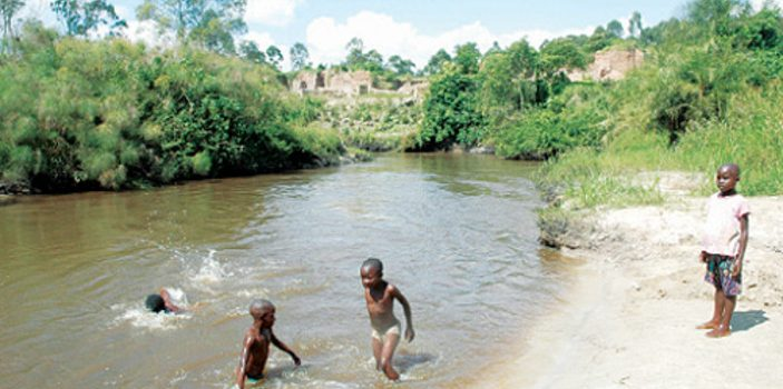 A One year old girl drowns in river Rwizi.