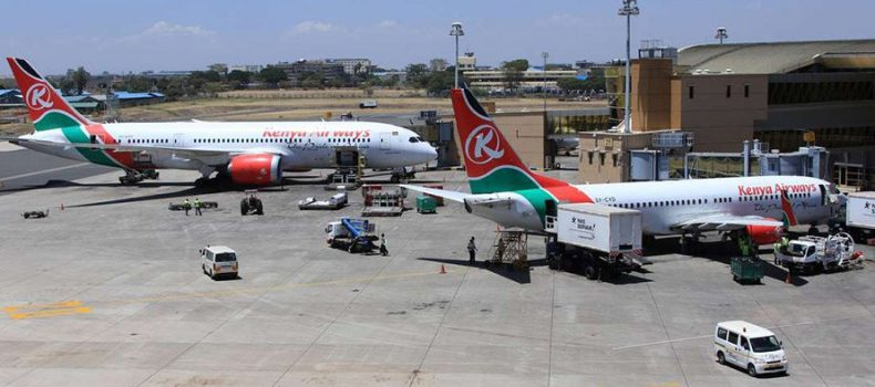 Planes at JKIA seek fuel in neighbour airports.