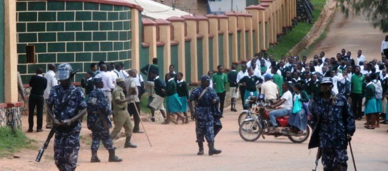 Kigezi High school closed until further notice