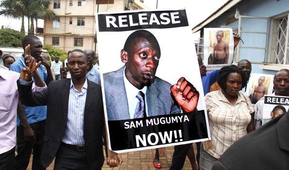 FDC hopes New regime in DR.Congo will release Sam Mugumya