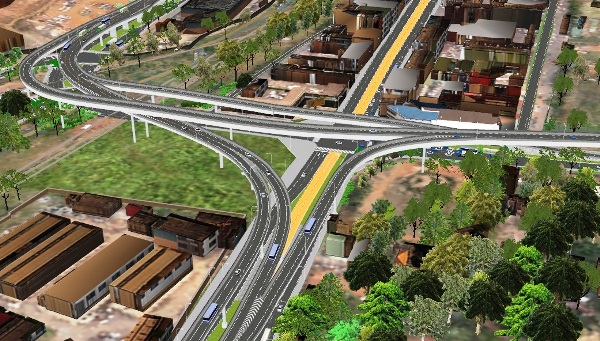 UNRA demands for more money to fund major road projects.
