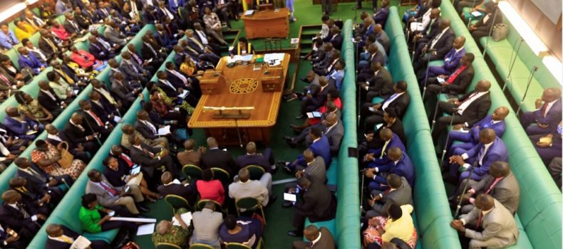 Parliament attacks govt over Uganda Airlines mess.
