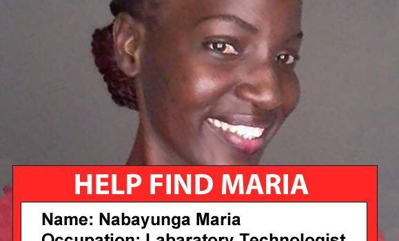 Another Ugandan female technologist goes missing as slain Doctor is laid to rest.