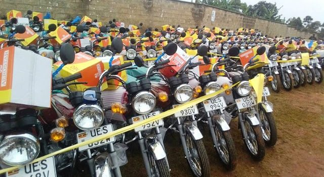 Kabale district to put Global Positioning System (GPS) trackers in district vehicles and Motorcycles.