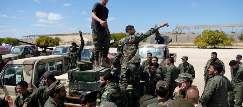 Shelling kills four in Tripoli as UN debates Libya ceasefire.