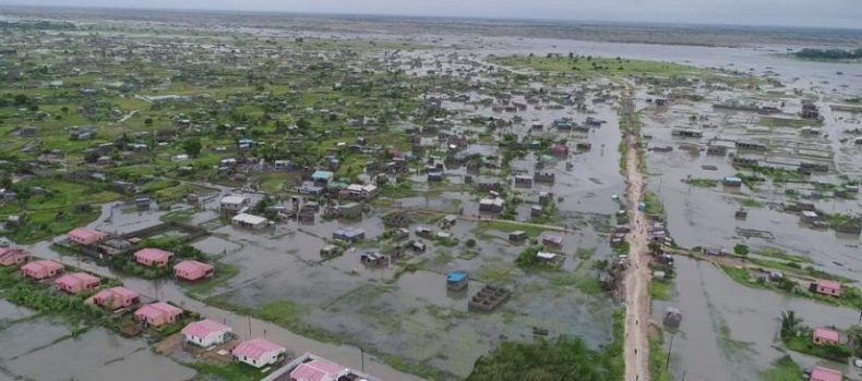 Mozambique issues cyclone warning, could also hit Tanzania