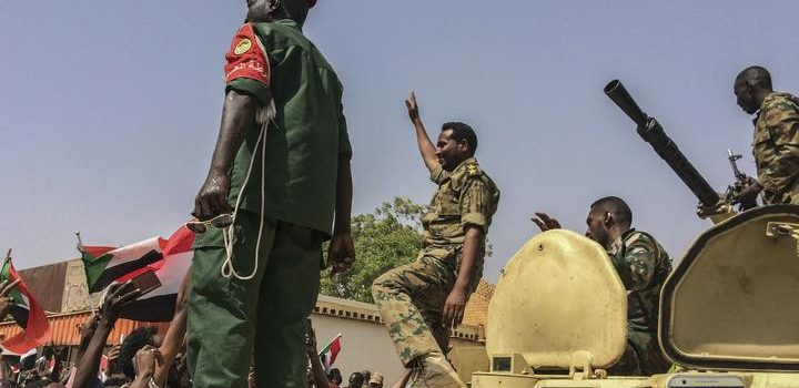 African Union threatens to suspend Sudan, gives a 15-day ultimatum.