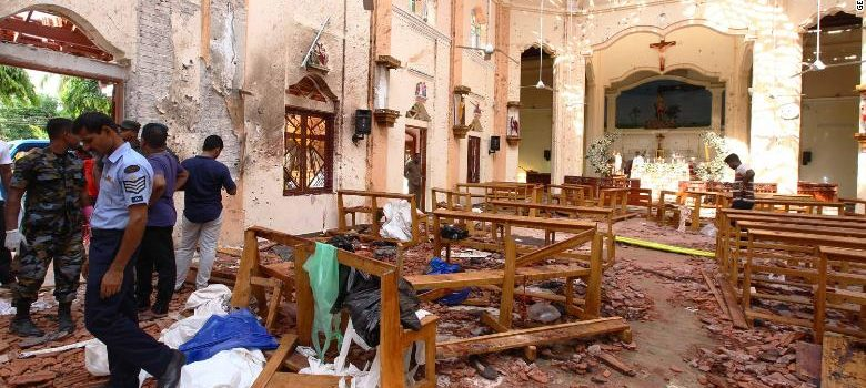 Sri Lanka declares state of emergency, grants army new powers after Easter attacks.