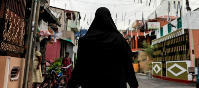 Sri Lanka bans face coverings in wake of Easter attacks.