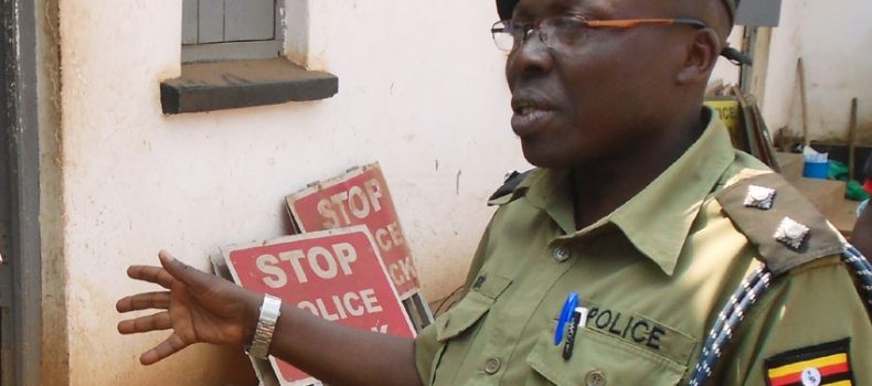Son Strangles Mother to Death in Rukungiri district.