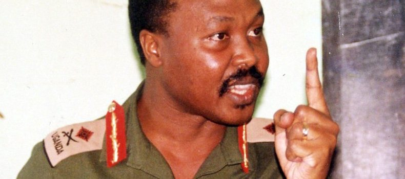 Gen. Muntu's ANT party launches today