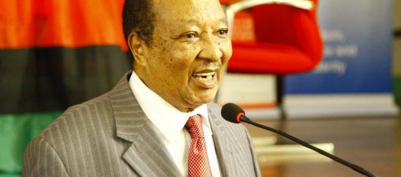 Former Ugandan Prime Minister Prof. Apollo Nsibambi is Dead.