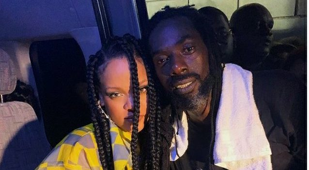 Rihanna Confirms Reggae & Dancehall Vibes for Next Album