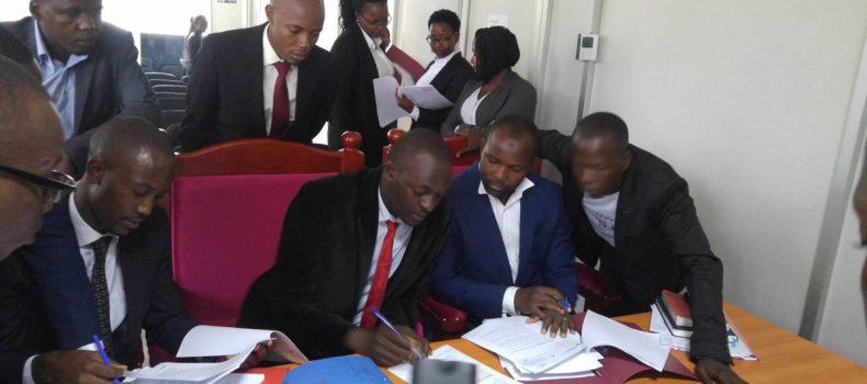 Uganda Journalists Association and Communication regulator disagree in Court