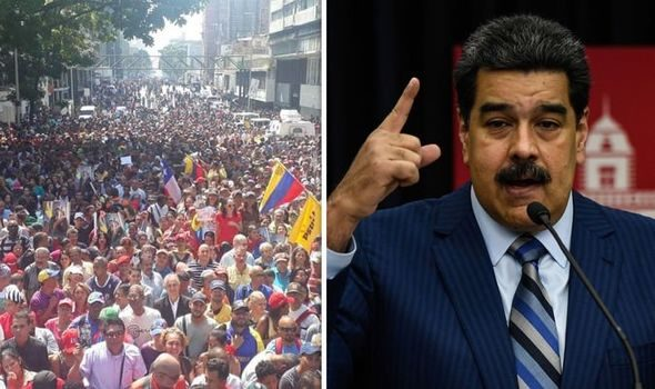 Venezuelan president Maduro claims victory over Guaidó 'coup'