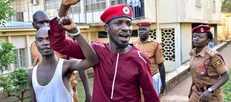 Bobi Wine released on bail, given tough conditions