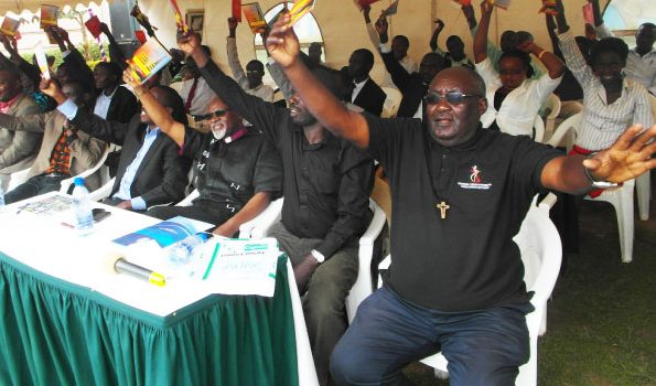 Members of Civil Society Budget Advocacy Group wants salary review commission formed.