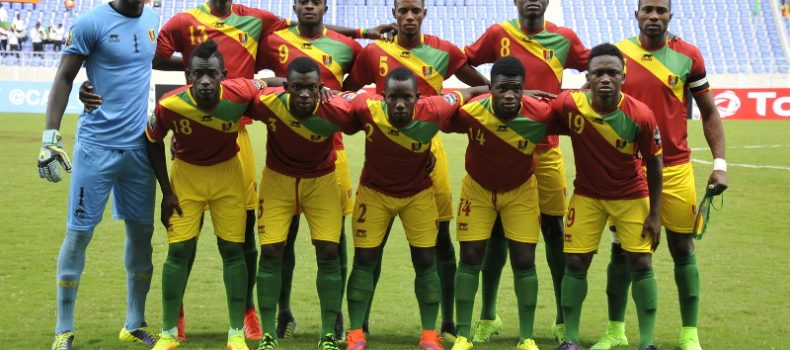 Guinea disqualified from U-17 World Cup for age cheating