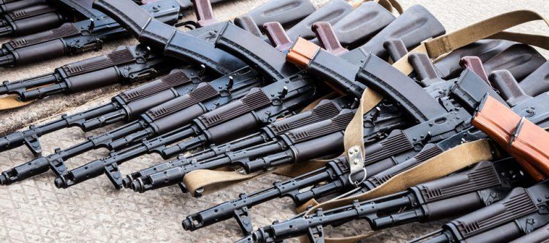 Registration of guns in Rwenzori West region kicks off.