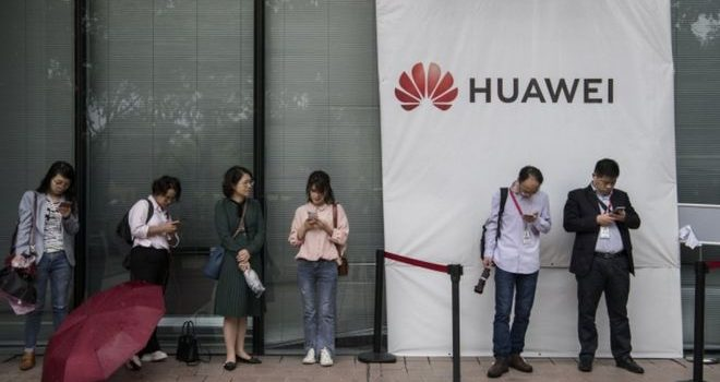 Google restricts Huawei's access to Android after Trump blacklist.