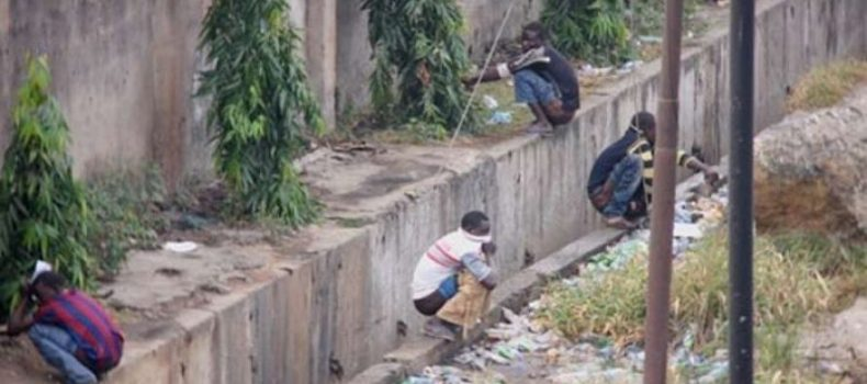 Mbarara Authorities say open defecation remains a big challenge