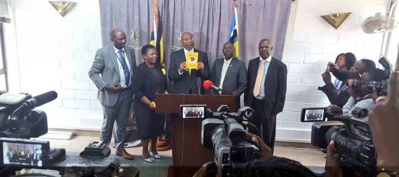 NRM achieves 62% of its 2016-2021 manifesto