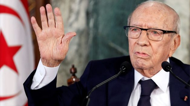Tunisian President rushed to the hospital in Critical Condition.