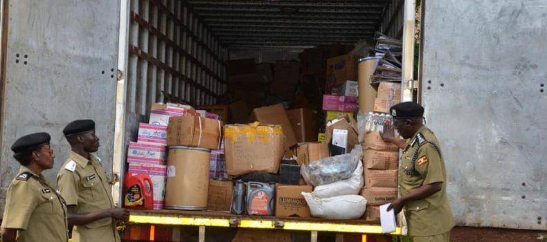 Interpol Intercepts Counterfeit Products.