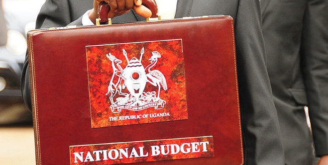 "Uganda's 2019/20 budget:""Industrialization for job creation and shared prosperity""."