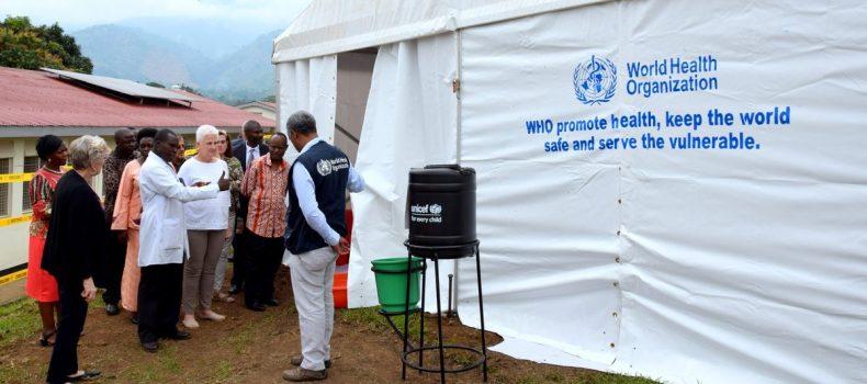 Ebola kills Two People in Western Uganda as Patients increase.